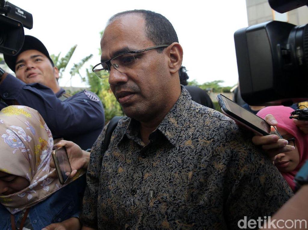 Ketua DPC Hanura Tegal Diperiksa KPK