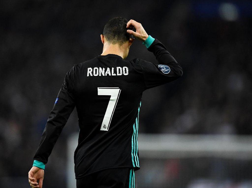 Ramos Tak Setuju dengan Sebuah Pendapat Ronaldo soal Madrid
