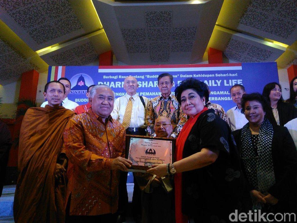 Din Syamsuddin: Indonesia Punya Dasar Persatuan Bangsa yang Kuat