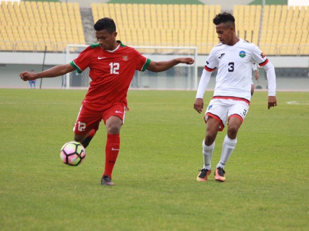 Pelatih Timor Leste: Indonesia Memang Lebih Baik