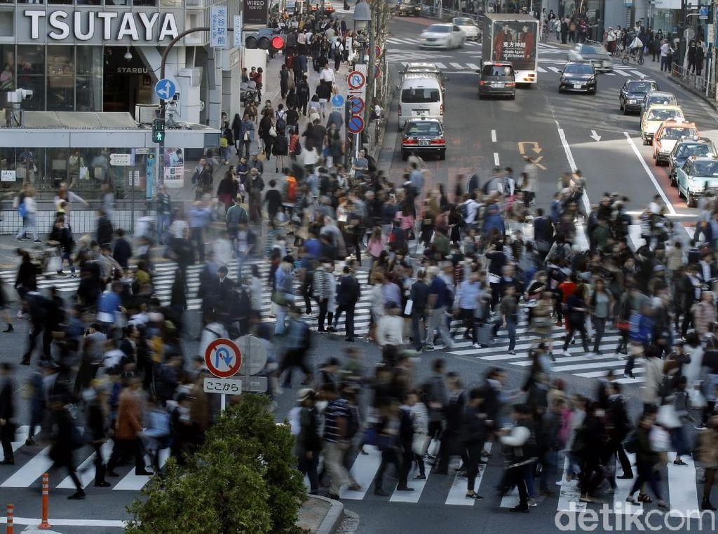 Jepang, Kota yang Ramah Bagi Pejalan Kaki