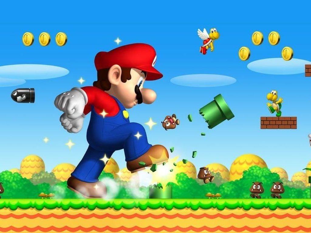 Mengenang Pria yang Diabadikan Menjadi Super Mario