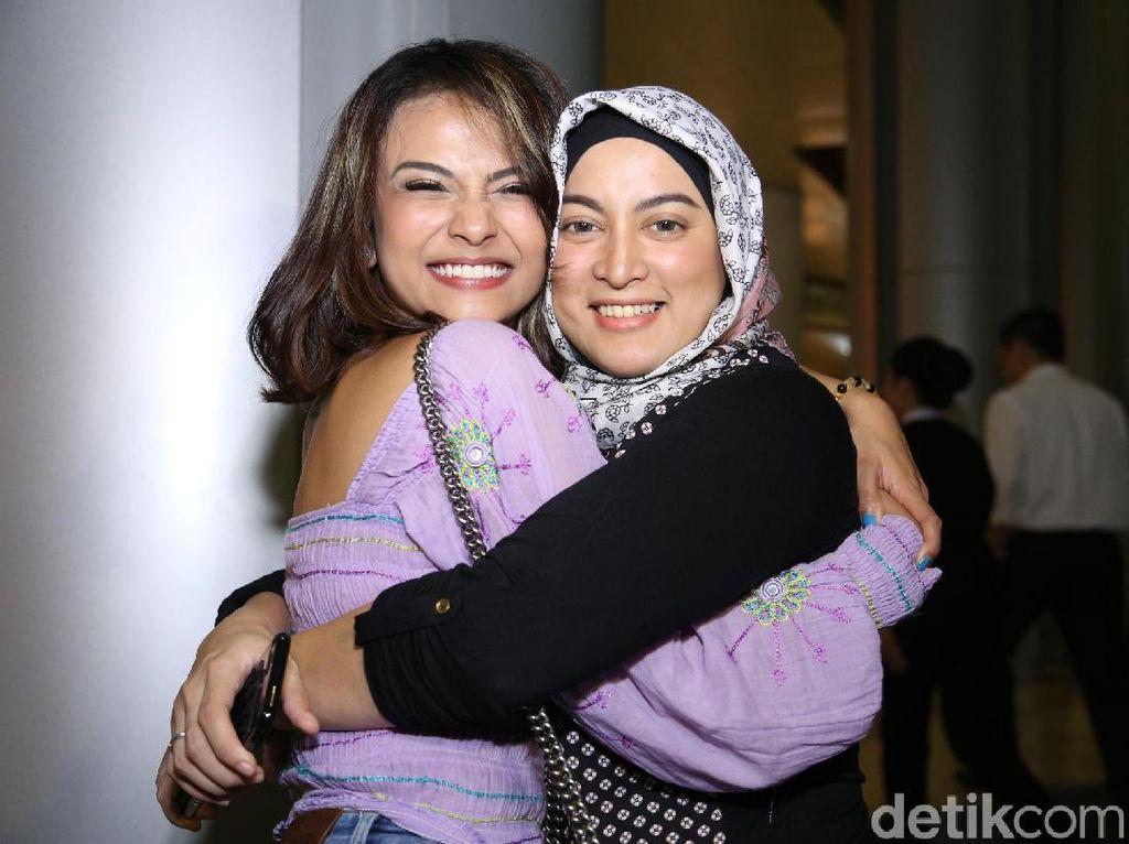 Diragukan Berdamai, Vanessa dan Jane Shalimar Bantah Hanya Gimmick