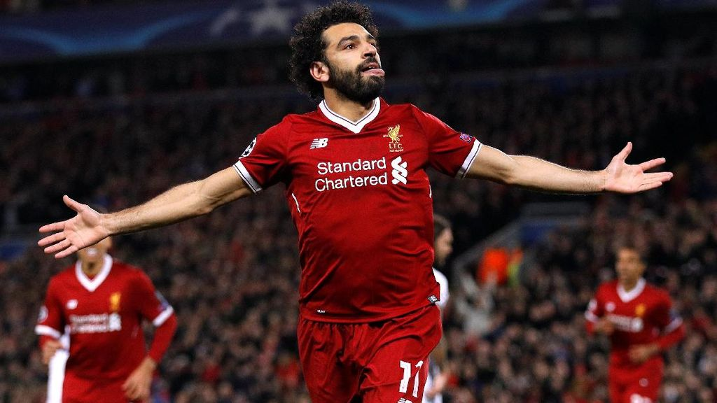 Salah Jadi Berkah, Liverpool Kini Punya Si Pencetak Gol Lagi