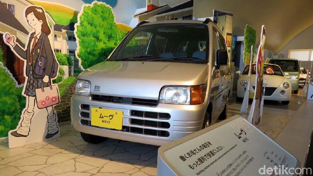 Menengok Sejarah Daihatsu Lewat Museum