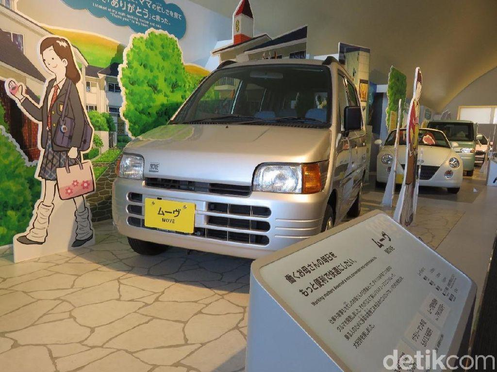 Melihat Museum Daihatsu di Jepang