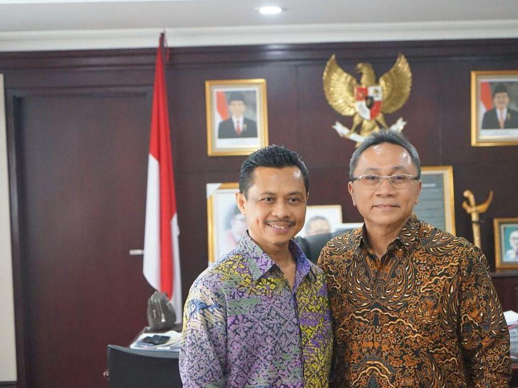 Ketua MPR Bersyukur Toleransi Indonesia Jadi Contoh Dunia