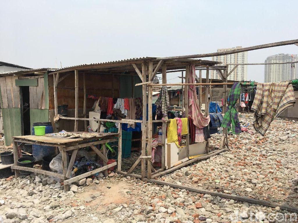 Menengok Kampung Akuarium yang akan Ditata Ulang Anies