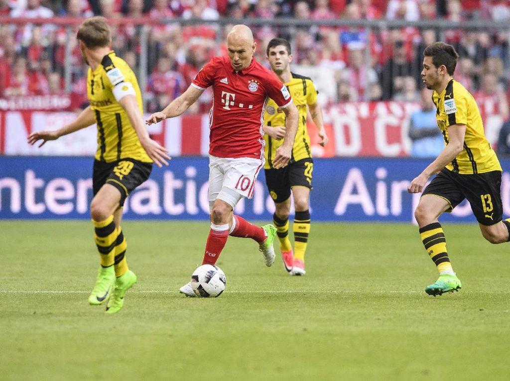 Melihat Lagi Enam Der Klassiker Terakhir di Bundesliga