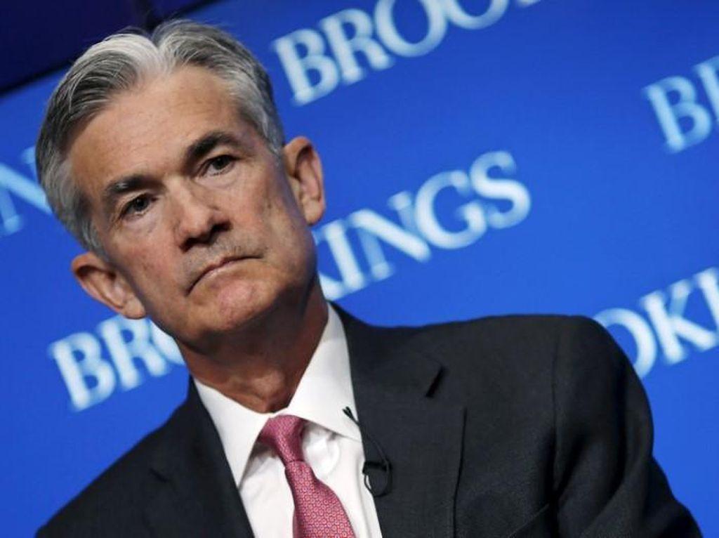 Bos The Fed Desak Parlemen AS Rilis Stimulus Corona