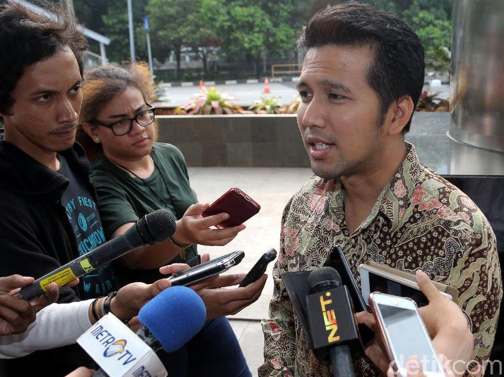 PDIP Larang Emil Ikut Pilgub Jatim, Golkar: Orangnya Mau Maju Kok