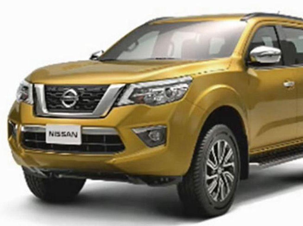 Nissan Siap Luncurkan SUV Pesaing Pajero Sport
