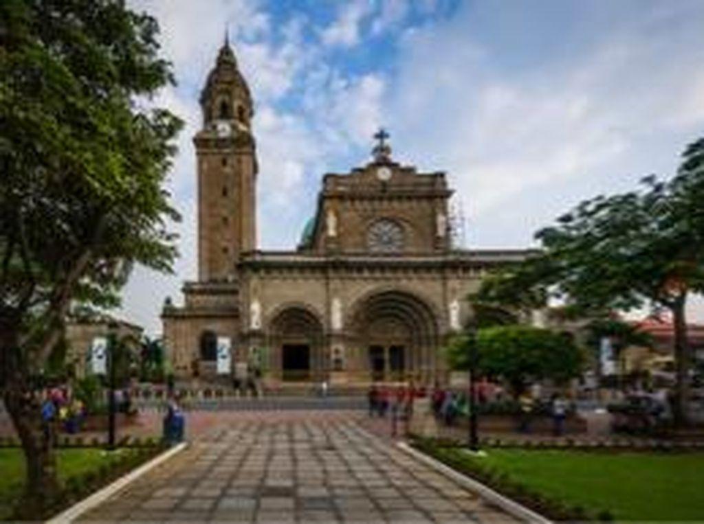 Belum Ada Bujet ke Spanyol? Coba ke Kota Tua ala Spanyol di Manila