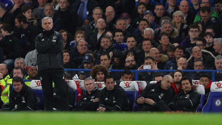 Mourinho Masih Merasa Aneh Melawan Chelsea