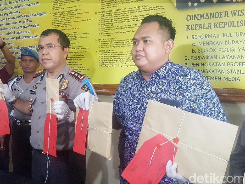 Begini Modus Dua Pegawai BPN yang Terciduk OTT Saber Pungli