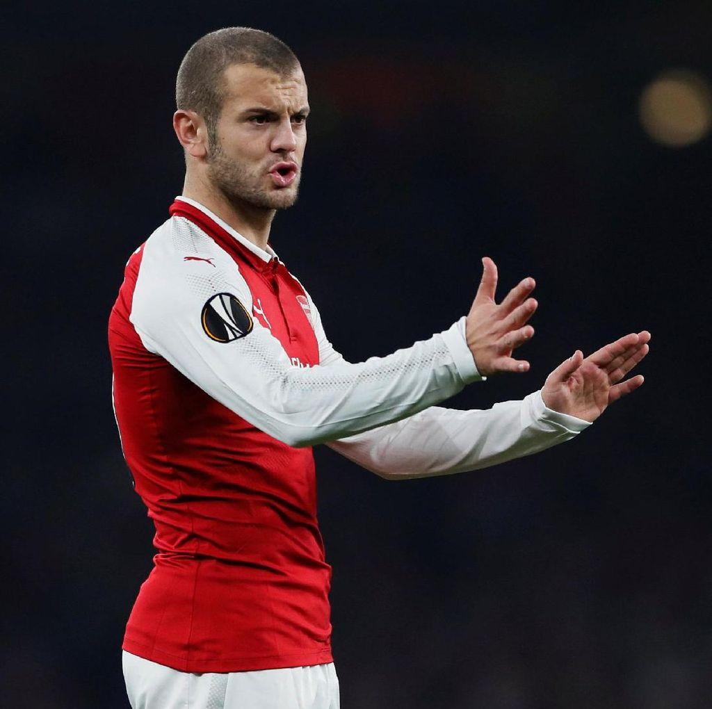 Wilshere: Belum Ada Perkembangan Soal Kontrak di Arsenal