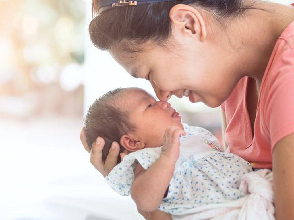 Bisa Bahaya, Jangan Sembarangan Cium-cium Bibir Bayi Ya