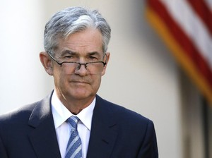 Komentar Bos The Fed Bikin Wall Street Melesat
