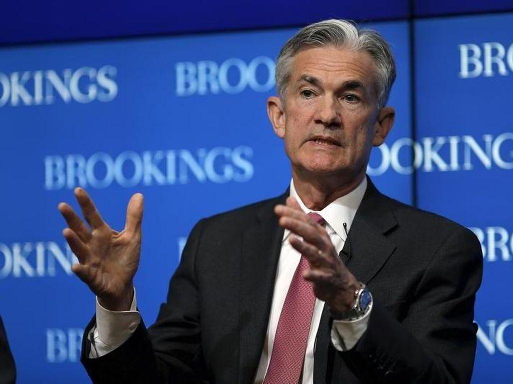 Trump Menyesal Pilih Powell Jadi Gubernur Fed?
