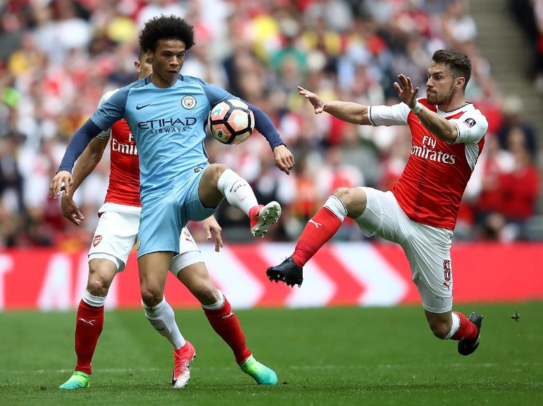 Arsenal Vs City: Hujan Gol Lagi di Emirates?