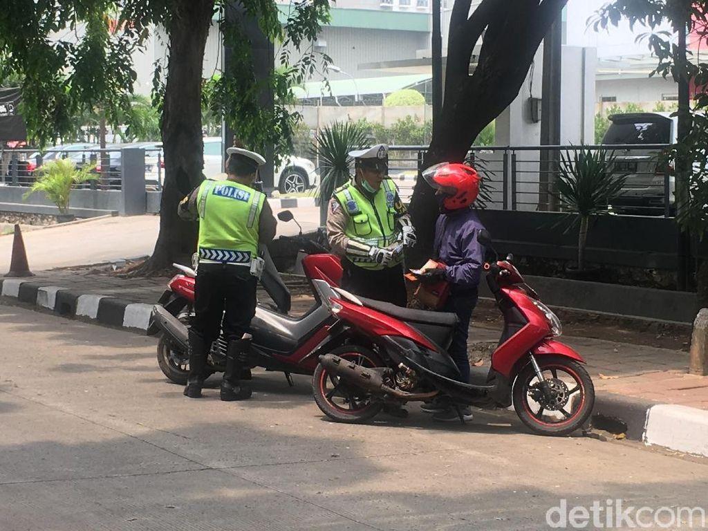Baru 2 Hari, Operasi Zebra di Banten Tilang Ribuan Kendaraan