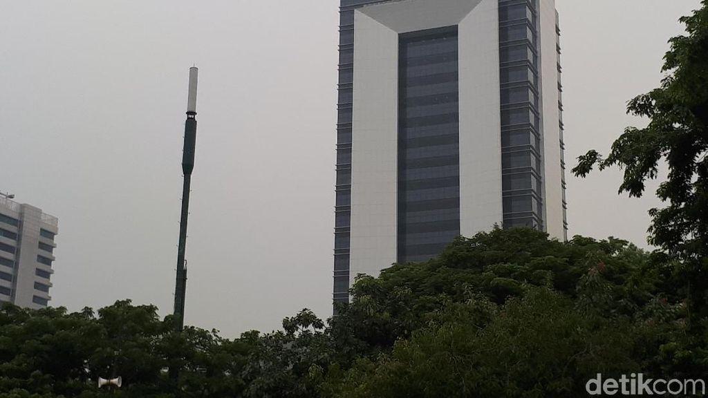 Foto: Perpustakaan Tertinggi Dunia Ada di Jakarta