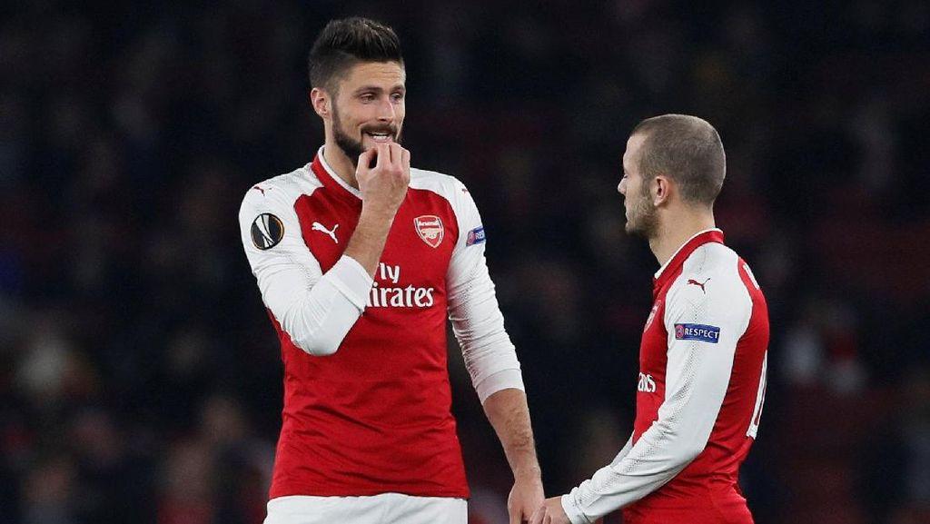 Tim Pelapis Loloskan Arsenal