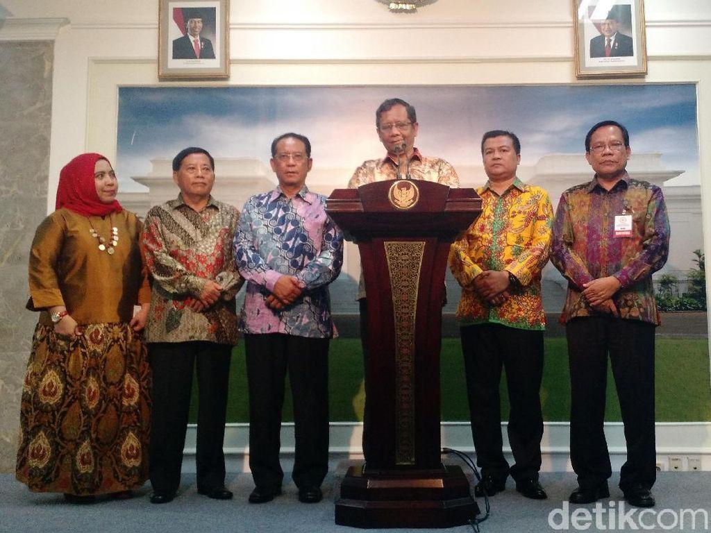 Mahfud MD: Jokowi akan Beri Gelar Pahlawan untuk Pendiri HMI