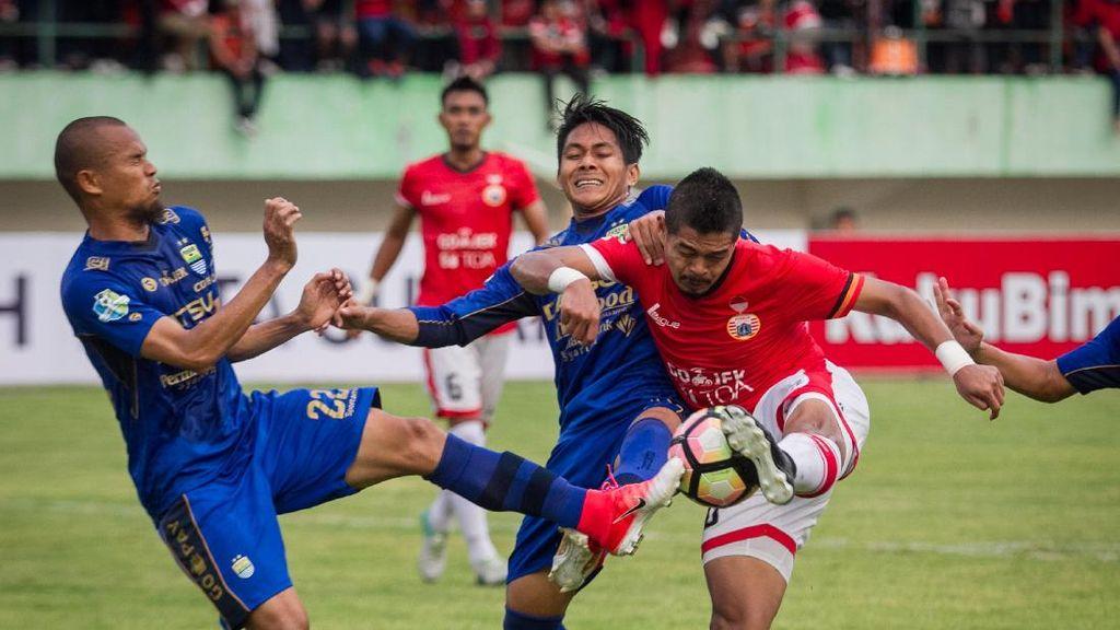 Persija ke Persib: Tak Bisa Main di GBLA, Cari Stadion Lain Dong!