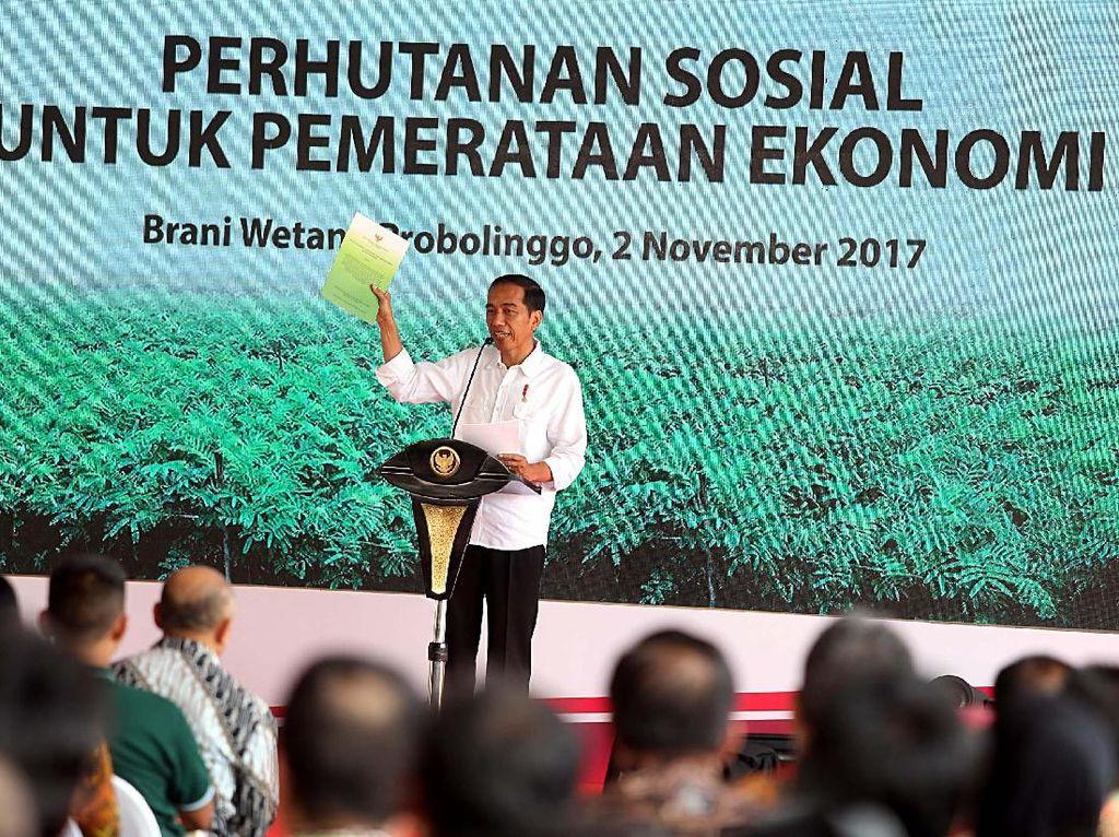 Lampu Kuning Reforma Agraria