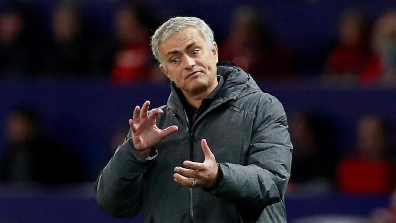 Mourinho Bicara tentang Kans MU Juara Liga Champions Musim Ini