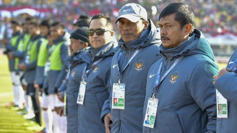 PSSI Tegaskan Indra Sjafri Masih Pelatih Timnas U-19