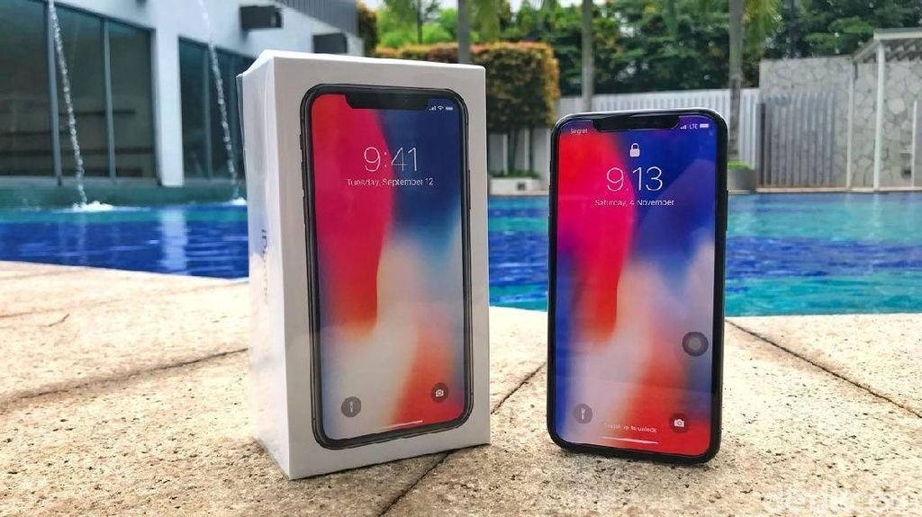 Unboxing iPhone Termahal Apple