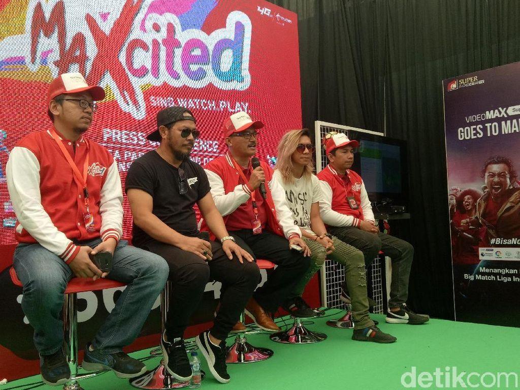 Manjakan Pelanggan Setia, Telkomsel Gelar Konser Musik di Palembang