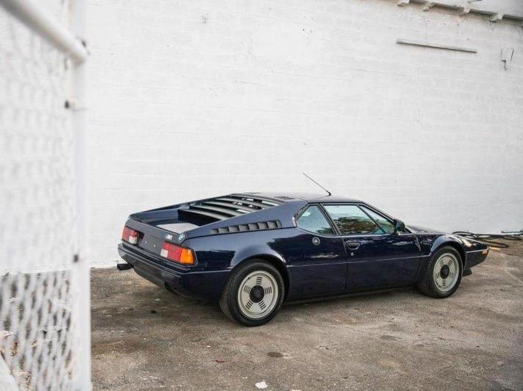 Foto: BMW M1 Jadul Seharga Dua Lamborghini