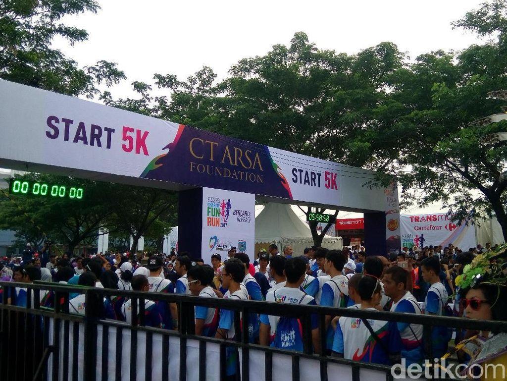 Ini Pemenang Kategori Race CT ARSA FOUNDATION Charity Fun Run