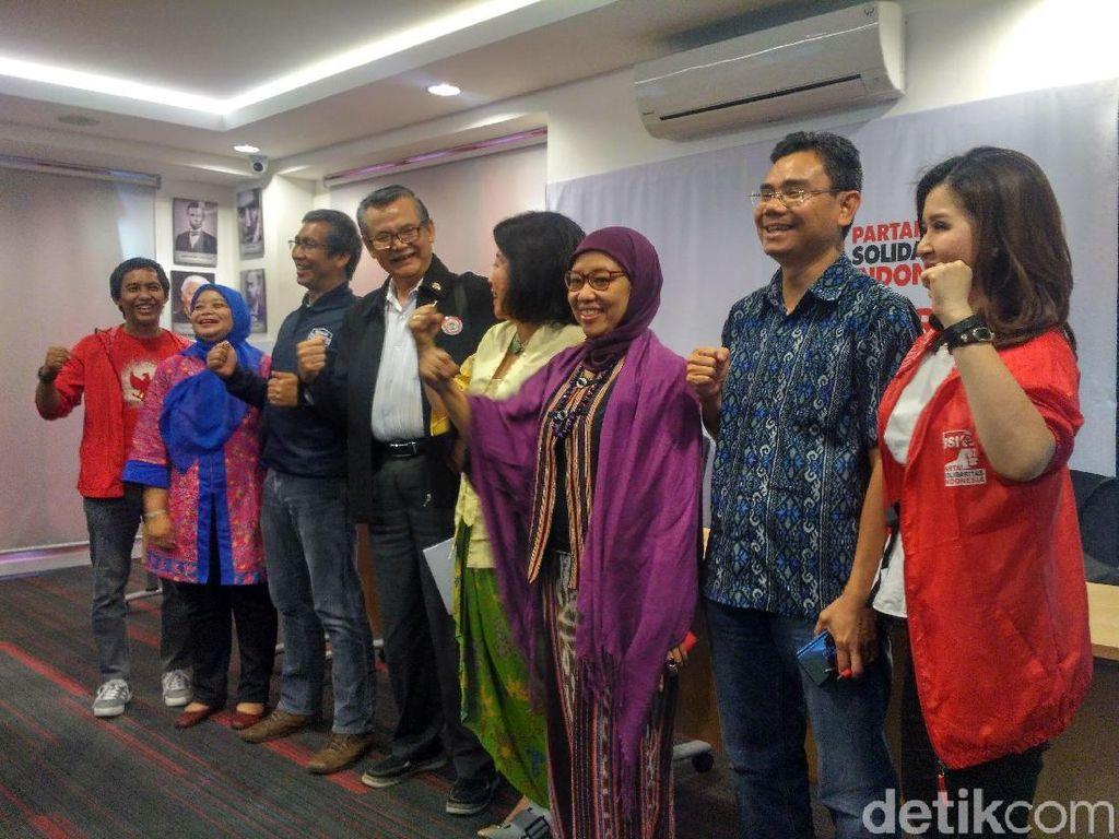 Jadi Panelis, Bibit Samad Harap Temukan Bacaleg PSI Antikorupsi