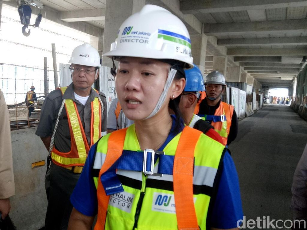Ada Cagar Budaya, Pembangunan MRT Bundaran HI ke Harmoni Lebih Rumit