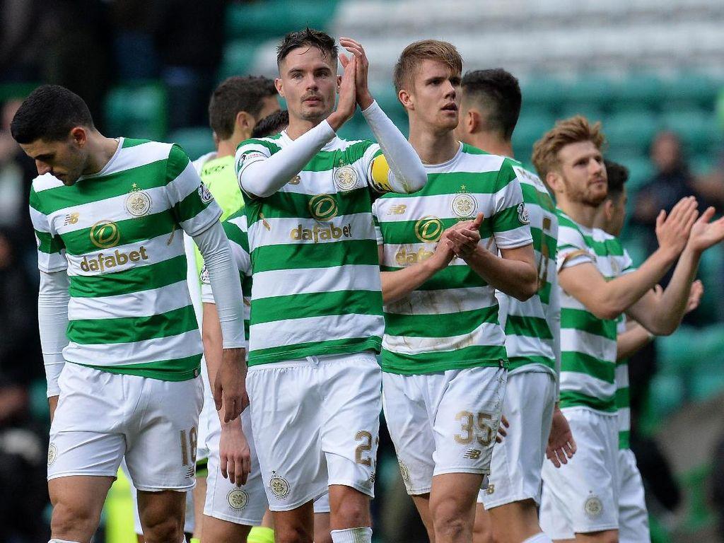 Celtic Pecahkan Rekor Berusia 100 Tahun