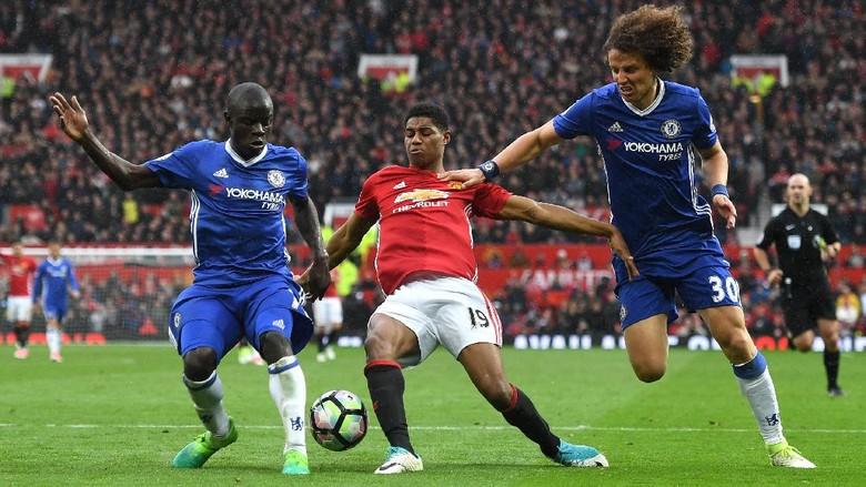 David Luiz: Chelsea Mesti Tunjukkan Mentalitas Klub Besar