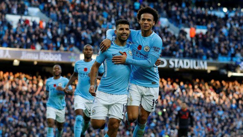 City Taklukkan Arsenal 3-1