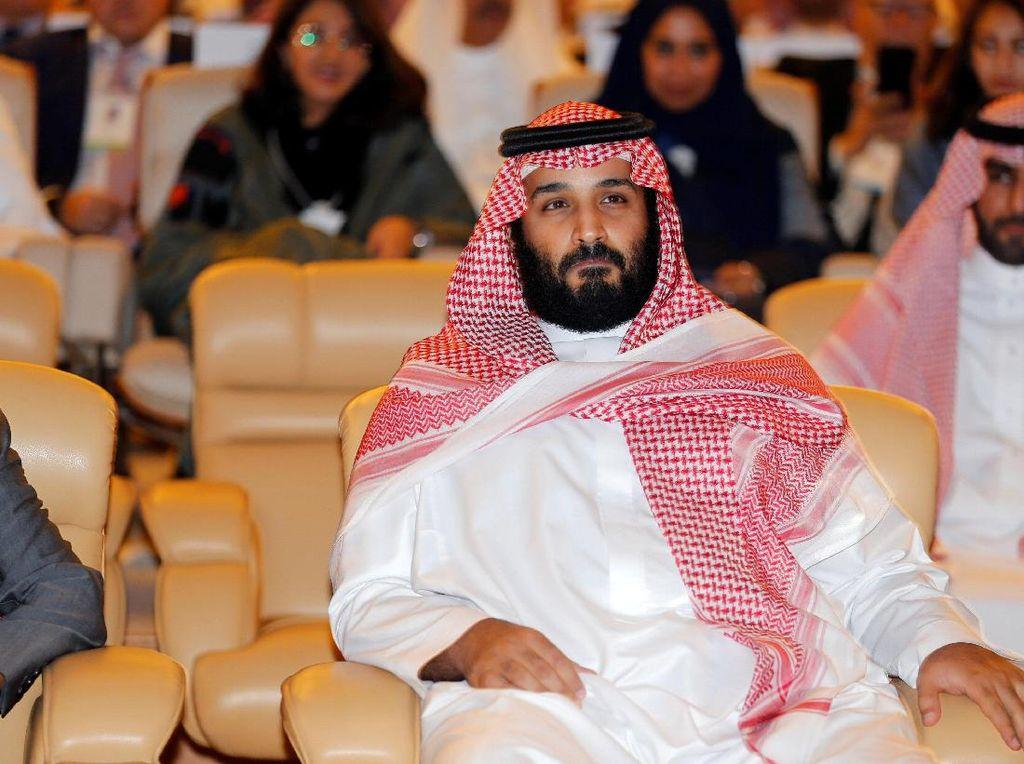 Putra Mahkota Saudi Beri Cek Rp 12,5 T ke PBB Untuk Bantu Yaman