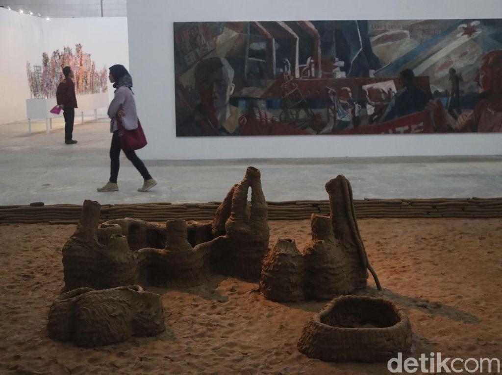 Serba Nyeni di Jakarta Biennale 2017