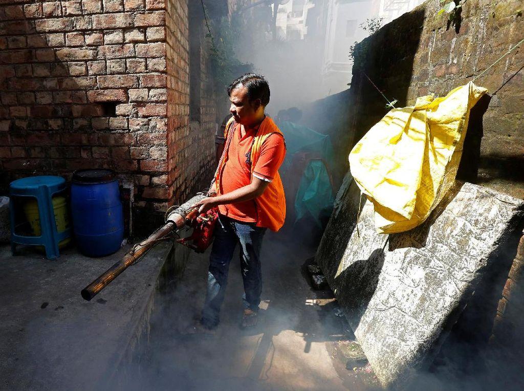 Januari-Maret, 17 Pasien Demam Berdarah Dengue Meninggal di Jateng