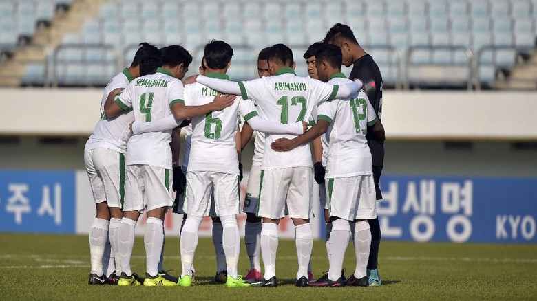 Pagi Ini, Indonesia Bisa Tentukan Nasib Malaysia ke Piala Asia U-19