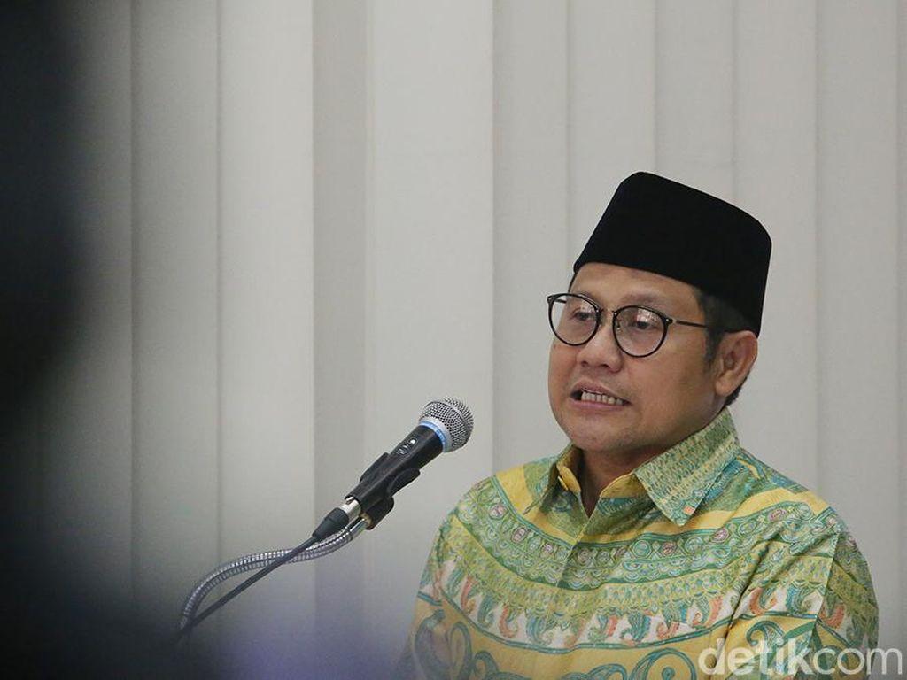 Cak Imin Ingin Jokowi Pilih Cawapres Kader Partai