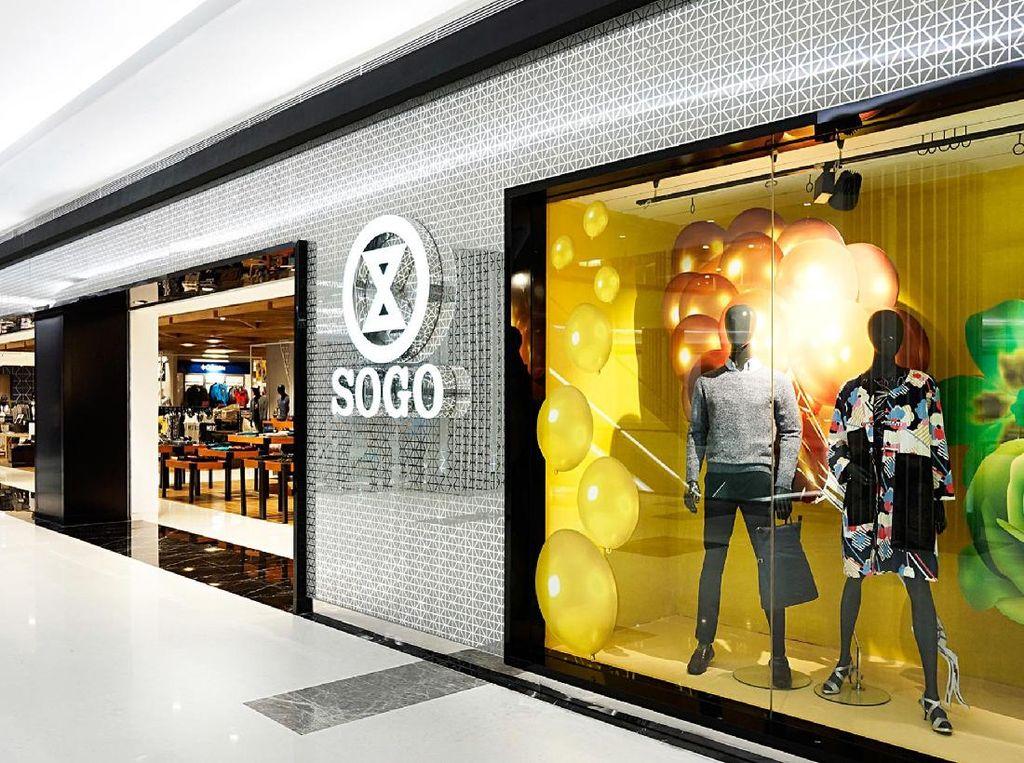 SOGO Dikabarkan PHK 300 Karyawan dan Pangkas Gaji