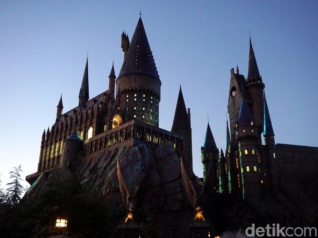 Foto: Keajaiban Dunia Harry Potter