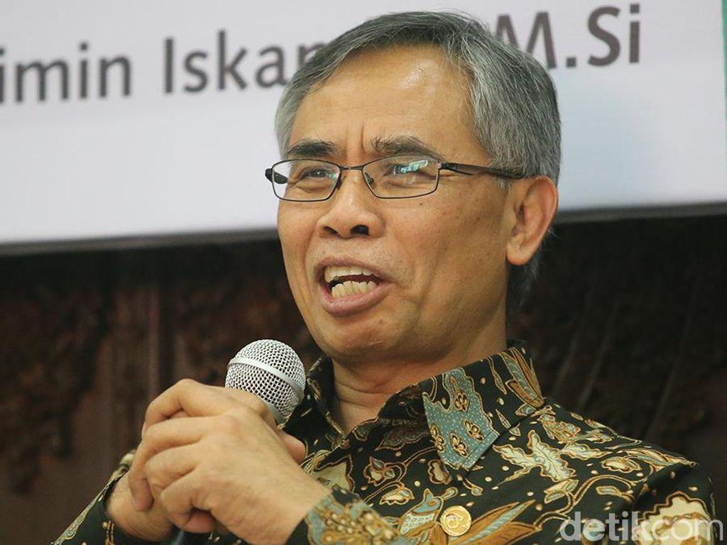 Bernuansa Adat Jawa, Ketua OJK Gelar Resepsi Pernikahan Putranya