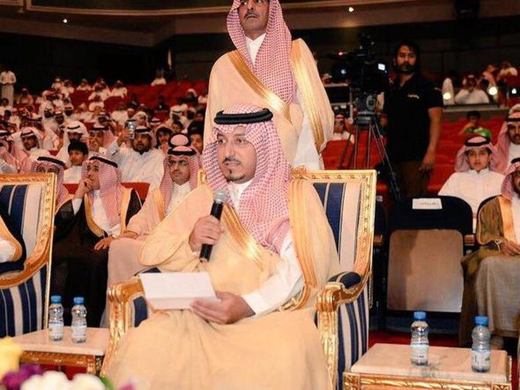 Profil Pangeran Mansour bin Muqrin yang Tewas Kecelakaan Helikopter